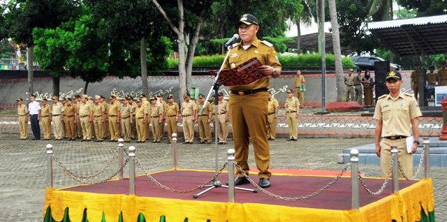Nanang Pimpin HUT Otda ke-XX Tahun 2016