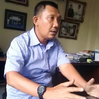 Supriyadi Alfian (Ketua PWI Lampung)
