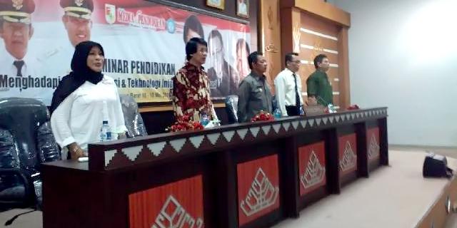 600 Guru Hadiri Seminar Pendidikan di Tubaba 2