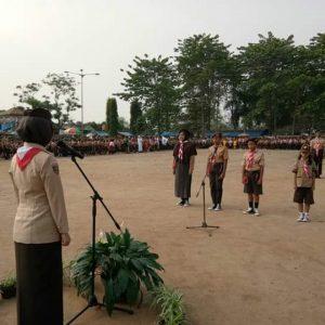 Belajar Mandiri Berdedikasi Lewat Pramuka Lampung1com