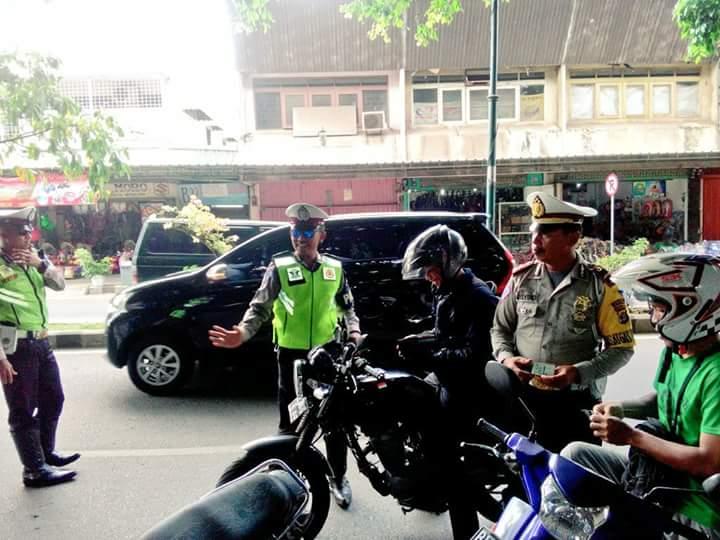 6 Hari Operasi Zebra Di Kota Metro, Puluhan Pengendara Di Tilang Polisi