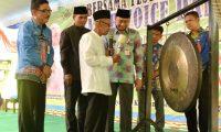 Bupati Lampura Buka Festival Qasidah Voice Amanah Bersama LASQI