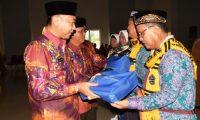 Agung Ilmu Mangkunegara Lepas Jema'ah Calon Haji Asal Lampura