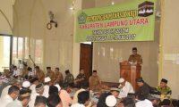 Pembukaan Bimbingan Manasik Haji Oleh Bupati Lampura