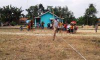 Kampung Daya Asri Meriahkan HUT RI Dengan Lomba Egrang