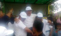 Ulang Tahun Ke-57 Wakil Bupati Way Kanan Edward Anthony Mendapat Surprize