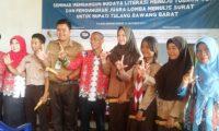 Dinas Perpustakaan Tubaba Bersama Forum Literasi Lampung Gelar Seminar Budaya