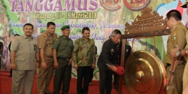 Didik Suprayitno Buka Musrenbang RKPD 2019 Tanggamus Tahun 2018