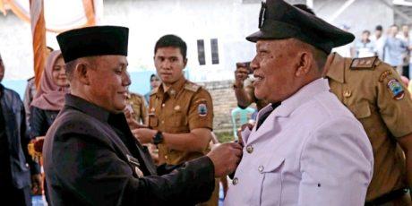 Nanang Ermanto Lantik Kades PAW Desa Sukamulya Lampung Selatan