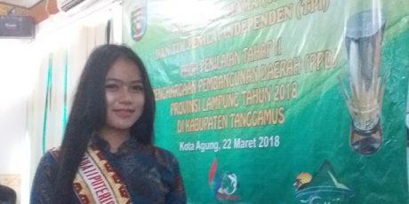Puteri Otonomi Daerah Tanggamus Harapkan Tanggamus Sukses Penilaian PPD 2018
