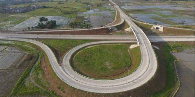 Tol Trans Sumatera di Lampung Siap Dipakai Mudik