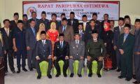 Khamami-Saply Resmi Pimpin Mesuji