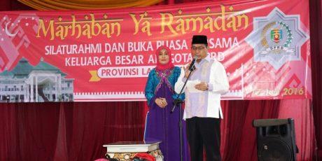 IKAD & DPRD Provinsi Lampung Buka Puasa Bersama