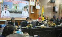 Ketua DPRD Apresiasi Perhatian Gubernur Aljazair, Yang Melirik Potensi Investasi Di Lampung Timur.