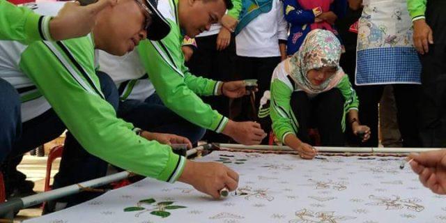 """""""Ayo, Budayakan Membaca Di Lampung Timur"""""""