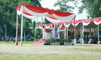 "44 PNS Di Lampung Timur Terima ""Kado Spesial"" HUT RI Ke-72 Tahun"