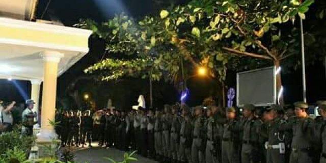 Pemkot Metro Tertibkan PKL Pasar Cendrawasih