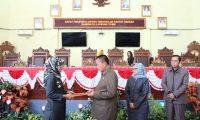 KUA-PPAS Lampung Timur Tahun 2018 Ditandatangani