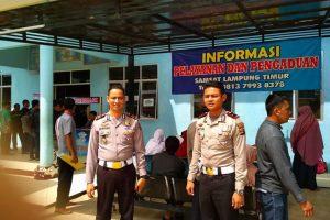 Samsat Sukadana, Siap Layani Pemutihan Pajak Kendaraan Bermotor Di Lampung Timur