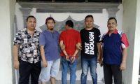 Warga Jakarta Tertangkap Bawa Narkoba Di Lampung Timur