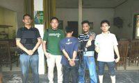 Terlibat Kasus Narkoba & Senpi, Warga Jabung, Ditangkap Polisi