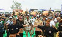 Ketua DPRD Lampung Timur Apresiasi Festival Way Kambas 2017