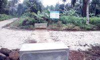 Dana Desa Tingkatkan Infrastruktur Desa Nyampir Di Lampung Timur