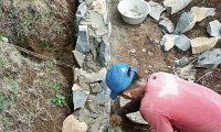Dana Desa Marga Mulya, Di Prioritaskan Untuk Jalan & Drainase