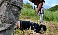 Polisi Tembak Tersangka Pencurian Motor Di Lampung Timur
