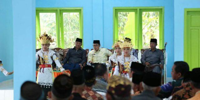 Wakil Rakyat Apresiasi Perhatian Pemerintah Pada Sektor Adat Di Lampung Timur