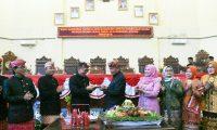 DPRD Lampung Timur, Gelar Sidang Paripurna HUT Lampung Ke-54