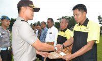 "Polisi, Jurnalis & Masyarakat ""Kerja Bareng"" Wujudkan Kamtibmas Yang Kondusif Di Lampung Timur"