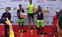 Prajurit Yonif 9 Marinir Raih Juara 3 Dalam Ajang Duathlon Internasional