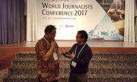 Serikat Media Siber Indonesia (SMSI) Diperkenalkan di Korea