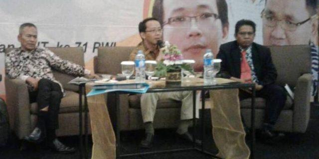 Diskusi Publik PWI : Tantangan Pers News Or Hoax