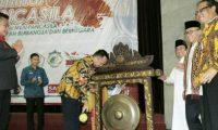Gubernur Lampung Hadiri Seminar Pancasila