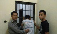 Begal Bersenpi di Pringsewu Tertangkap Polisi