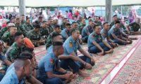 Komandan Yonif -7 Marinir  Buka Puasa Bersama Prajurit & Anak-Anak Panti Asuhan