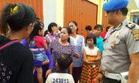 Warga Diimbau Tidak Bawa Anak ke Pasar