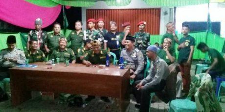 Organisasi Pejuang Siliwangi Partisipasi Antipasi Macet Arus Mudik