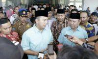 Gubernur dan Wakil Halal Bi Halal ke Kabupaten Lampura