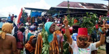 Pesta Sekura Pekon Kuta Besi Berlangsung Meriah