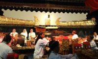 Pertunjukan Wayang Kulit di Metro Sukses di Pentaskan