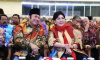 Zainudin Hasan Hadiri Silahturahmi Masyarakat Sumbangsel