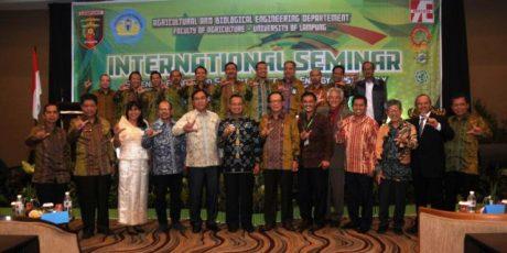 Lampung Berkontribusi Nyata Dalam Mendukung Kedaulatan Pangan di Indonesia