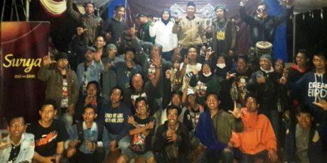 Parosil Mabsus Hadiri Kirab Merah Putih yang Digagas Honda Club Lampung
