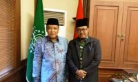 Pasca Dikukuhkan, Ketua PCNU Lambar H.M. Danang H.S.S.ag.MH, Apresiasi Umat NU