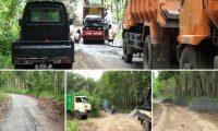 Masyarakat Keluhkan Pembangunan Jalan Provinsi di Tulang Bawang Udik