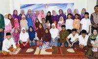 IKWI Lampung Beri Santunan Anak Yatim Piatu