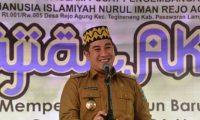 Dendi Hadiri Peringatan Tahun Baru Islam